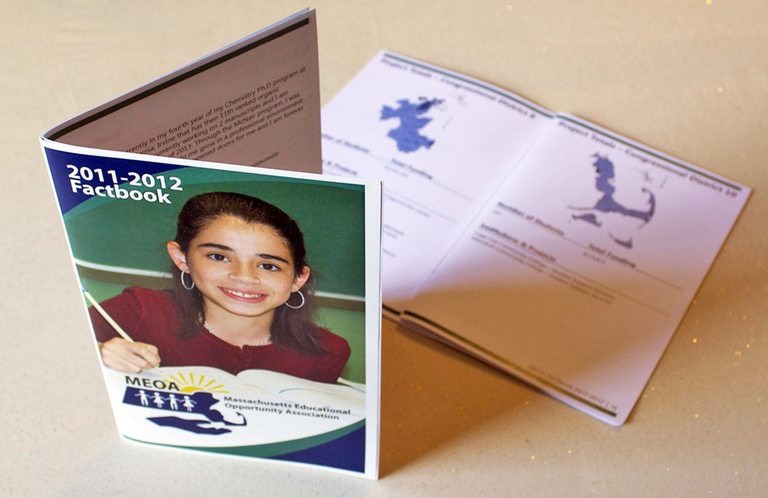 Massachusetts Educational Opportunity Association Booklet